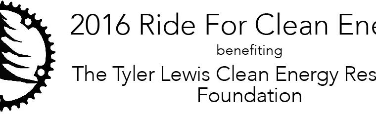 2016 Ride for Clean Energy Update