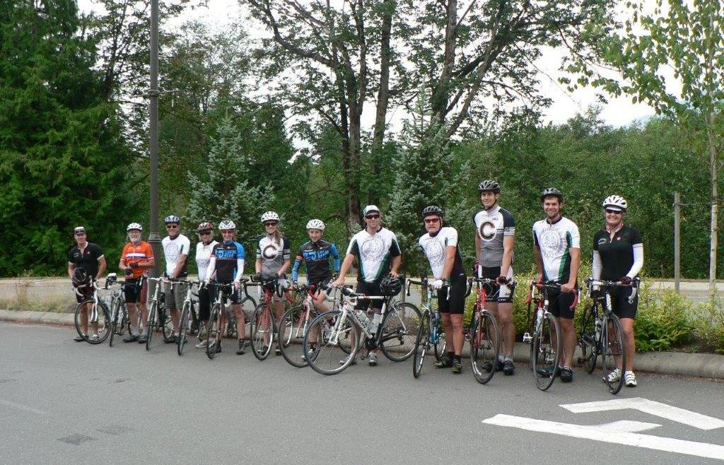 """First annual """"Ride for Clean Energy"""""""
