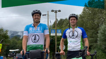 2021 Ride For Clean Energy fundraising totals